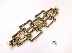 CRAW bracelet by Anna http://annashandmade.blogspot.com/