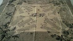 Antico fazzoletto prozia