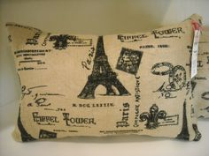 Parisian pillow come in a neutral woven burlap fabric French postage and landmark designs.  Each pillow is finished with a zipper.  This neutral pillow make the perfect gift.   https://www.etsy.com/listing/169773054/parisian-burlap-pillows-neutral-woven?ref=shop_home_feat