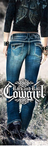 Rock and Roll Cowgirl