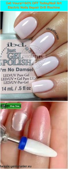 ibd Just Gel Polish - I& No Damsel ibd Just Gel Polish - I& No Damsel We are want to say thanks if you like to share this post to anoth. Ibd Just Gel Polish, Nail Repair, Used Iphone, Uv Gel, Drill, Electric, Nail Art, Pure Products, Beauty