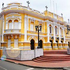 El Teatro Municipal Enrique Buenaventura, anteriormente llamado Teatro Municipal de Cali, es un teatro declarado monumento nacional en 1982 que se encuentra en el centro de la ciudad de Santiago de Cali.