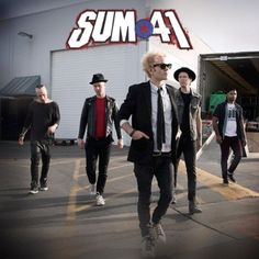 SUM 41 Announces Signing To Hopeless Records with New Album Details Coming Soon…