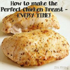 Lay Foil Over A Cookie Sheet. Lightly Spray The Foil With Cooking Spray. Place Seasoned And/or Herbed Chicken On Prepared Foil. Lightly Drizzle Olive Oil On Chicken To Keep It Moist. Set Oven To 400. Cook 20-25 Minutes