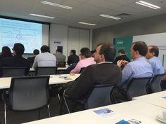 Participando de evento com a KPMG !!! Conhecendo as tendências atuais do Supply Chain !!!