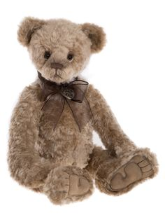 """Griswald Charlie Bears with growler 18/"""""""