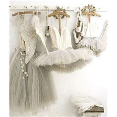 Tutus ❤ liked on Polyvore featuring backgrounds, ballet and dance