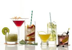 Some interesting Recipes ~ Low-Calorie Cocktail Recipes | Women's Health Magazine