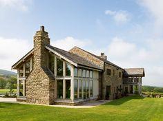 Stunning Conversion of a Derelict Barn   Homebuilding & Renovating