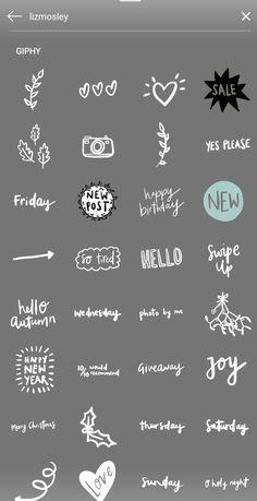 Instagram Words, Instagram Emoji, Iphone Instagram, Instagram And Snapchat, Insta Instagram, Instagram Story Ideas, Instagram Quotes, Snap Snapchat, Snapchat Search