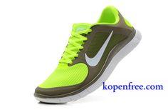 best service 253c2 323a4 Goedkoop Schoenen Nike Free 4.0 V3 Heren (kleur vamp-bruin binnen-