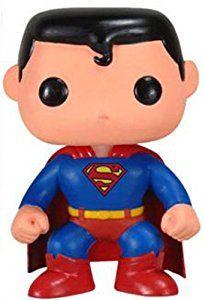 Amazon.com: Funko Superman POP Heroes: Funko Pop! Heroes:: Toys & Games