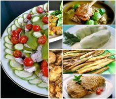 Κολοκυθοανθοί και κολοκυθάκια συνταγές. 17 τρόποι για να τα μαγειρέψετε και μυστικά για να κάνετε τέλεια κολοκύθια τηγανητά με κουρκούτι ή χωρίς. Biscotti Cookies, Tacos, Mexican, Chicken, Meat, Ethnic Recipes, Food, Essen, Meals