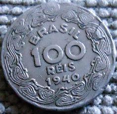moeda brasileira antiga 1940