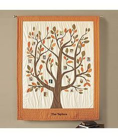 family tree quilting | Double click on above image to view full picture