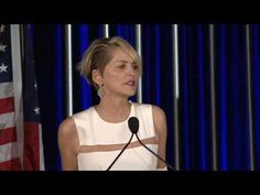 So proud of my FEMME partner and producer: SHARON STONE for her Award:https://www.youtube.com/watch?v=jF8nMFbJ5v8  Bravo! You Rock The World with Peace and Love in Action!!