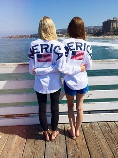America Spirit Jersey (love this one) Bff Goals, Best Friend Goals, Hipster Outfits, Cute Outfits, Preppy Style, My Style, Independance Day, Sorority Sugar, Spirit Jersey