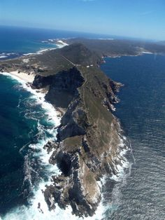Cape Point, TMNP. The tip of the majestic Cape Peninsula of South Africa