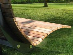 relaxliege parkliege stadtmobiliar stadtmöbel landschaftsplanung, Garten und Bauen