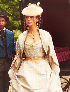She looks elegant and fierce at the same time. Katherine Pierce.