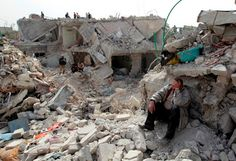 Death toll in Syrian civil war is 470000 : The Guardian