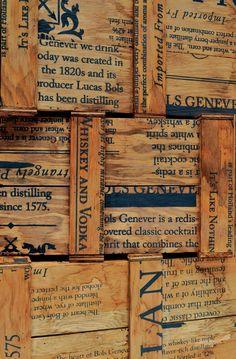 Bols Genever GiftBox - The Dieline -