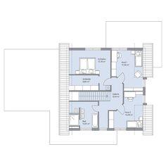split level haus neubau efh mit dem gewissen extra haus. Black Bedroom Furniture Sets. Home Design Ideas