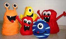 Monster Themed Birthday Party via Karas Party Ideas | KarasPartyIdeas.com #monster #birthday #party (1)