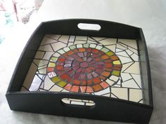 diseños de mosaiquismo en bandejas - Google Search