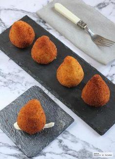 Celebramos el #DíaDeLaCroqueta con las siete recetas de croquetas más originales de Directo al Paladar