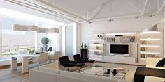If you are looking to move toward living in a loft apartment, this article might prove helpful for you. Description from homedit.com. I searched for this on bing.com/images