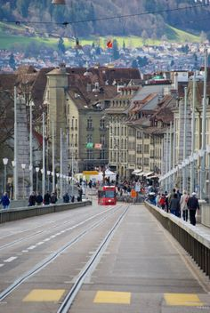I took this picture in Bern (Switzerland).