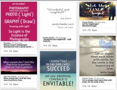 4 Herramientas sencillas para crear pósters con pensamientos y citas sin ser un diseñador profesional