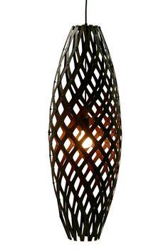 David Trubridge - Hinaki Pendant Lamp