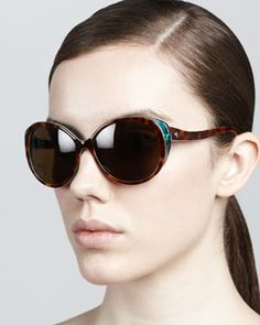 2dae22b9d5f Designer Sunglasses for Women at Neiman Marcus