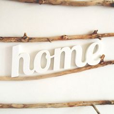 Wood Word Sign Home For Photography Decor By Purplegolg 40