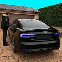 Follow us sexy sport cars u wanna go 4 a ride pinterest audi black is love rate 1 to fandeluxe Choice Image
