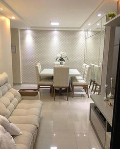 Small Living Room Ideas & Design on a Budget with Decoration Tips Small Apartment Decorating, Decorating Your Home, Interior Decorating, Decorating Ideas, Interior Design, Living Room Interior, Living Room Decor, Dinner Room, Small Living Rooms