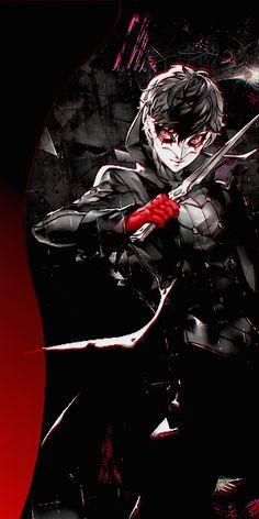 Persona 5 Avatar by uzumakikayla
