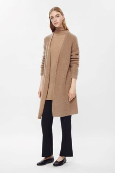 Mohair and Wool Cardi