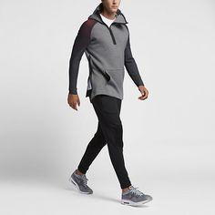 Sweat à capuche demi-zippé Nike Sportswear Tech Fleece pour Homme Tech  Fleece 31d34687f