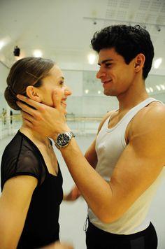 Marianela Nunez and Thiago Soares.