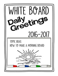 Almost 200 prompts. (30 pages)There is a prompt for every day. Decide how you want to display your board.Week Day Display: Go by Week dayTopic Display: Topic Questions Subject Display: Subject Questions Compliment Display: Compliment a student or person in history.