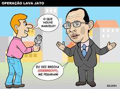 """""""Eu dei brecha""""... Agora exponha por que razão pagava fortunas pelas palestras do Lula..."""