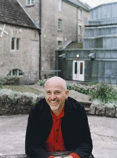 Peter Gabriel, c.2000 THE smile.