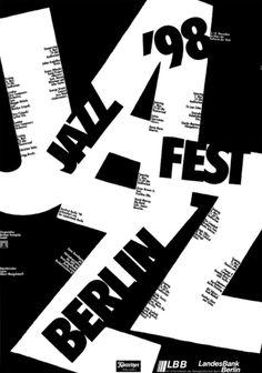 Günther Kieser | JazzFest Berlin 1998