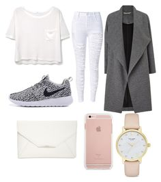 """jarni obleceni"" by jana-zy on Polyvore featuring MANGO, Miss Selfridge, Style & Co. and Kate Spade"