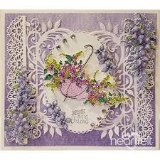 Image result for Lush Lilac Collection heartfelt creation