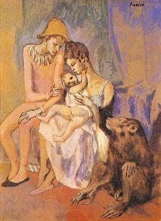 Pablo Picasso's Rose Period