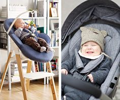 Stokke Stories with Ingrid Holm: Becoming a Mother featuring Stokke Steps and Stokke Crusi